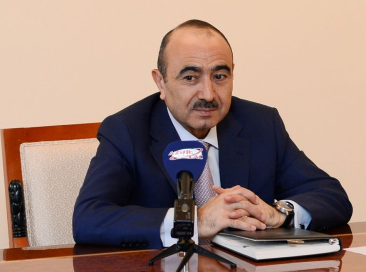 'Any incident of domestic violence cannot spoil historical relations of friendship and brotherhood between Azerbaijani and Chechen peoples' - Ali Hasanov