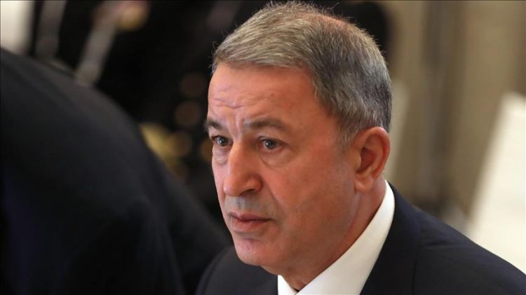 Ankara demands elimination of YPG in east of the Euphrates - Turkish Defence Minister