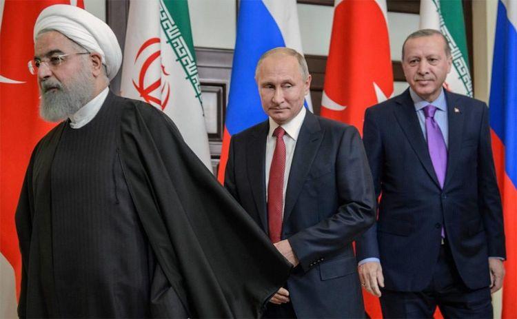 Ərdoğanın sualına Putindən özünəməxsus cavab - VİDEO