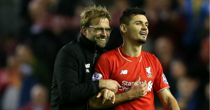 Jurgen Klopp outlines plans for Dejan Lovren against Bayern Munich as he gives positive Liverpool injury news