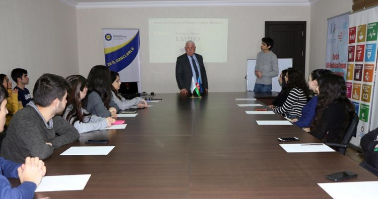 "The project ""Writing and management of social projects"" came to an end - PHOTOS"
