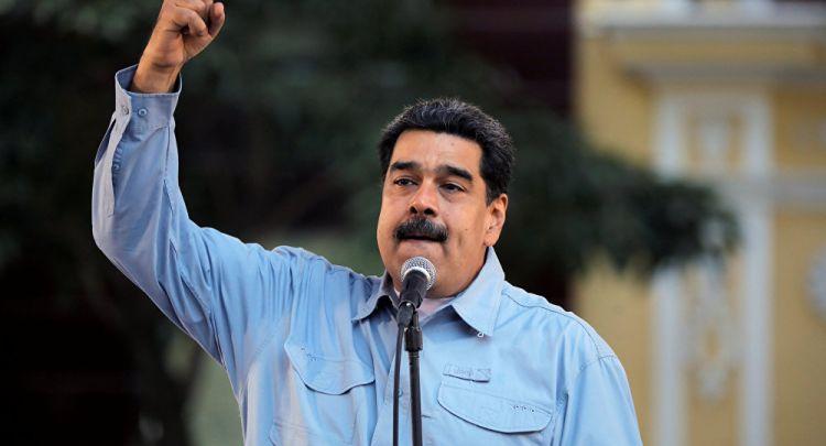 مادورو يدعو غوايدو للاحتكام إلى الانتخابات لإنهاء الأزمة السياسية في فنزويلا