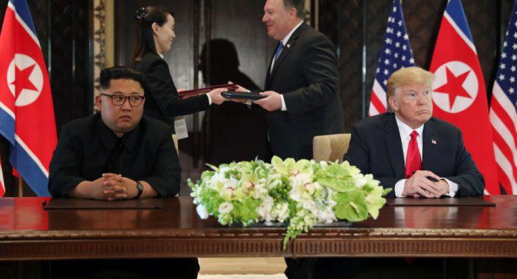 مبعوث أمريكا الخاص لكوريا الشمالية يتوجه إلى هانوي للتحضير لقمة ترامب وكيم