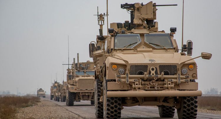 واشنطن قد تستخدم استفزازات بالأسلحة الكيماوية للحفاظ على وجودها في سورياg