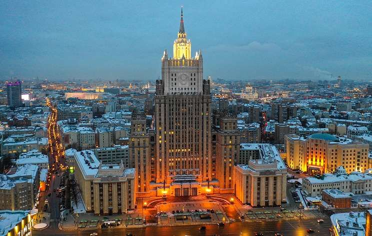 """American representatives' statements that the US allegedly responded to Russia's claims in detail are not true"" - The Russian Foreign Ministry"