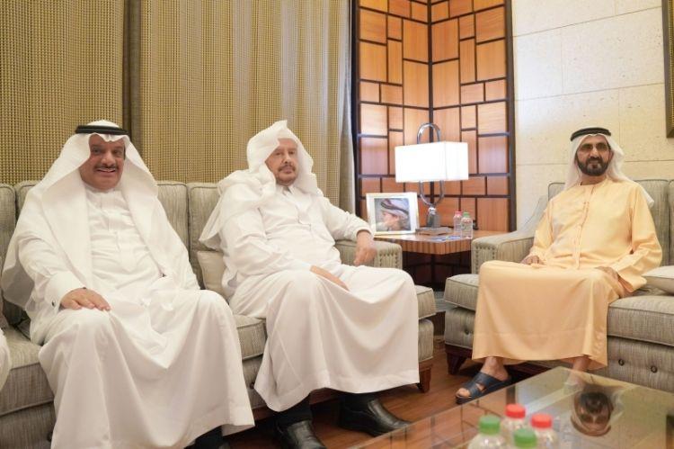 محمد بن راشد: مجالس النواب لسان حال الشعوب في إيصال آمالها إلى قياداتها