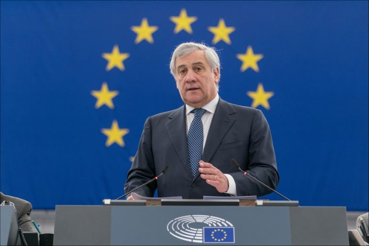 EU Parliament chief Tajani faces calls to resign over 'nationalist' comment about Italy war territories