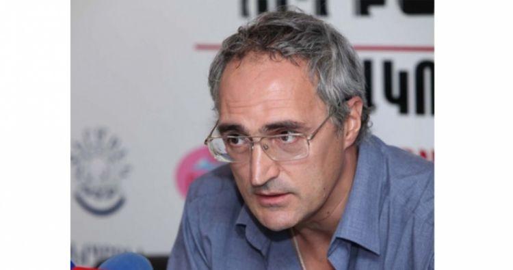 """""""Ermənistan Rusiyanın işğalı altındadır"""" - Tiqran Xzmalyan"""