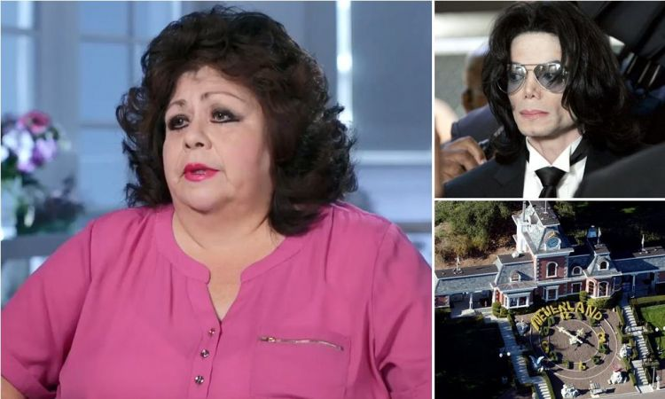 'They told me they would slice my neck' - Michael Jackson's people 'threatened to kill his maid if she went public with sex abuse claims about the King of Pop'
