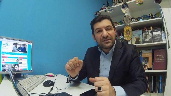 Ermənilər jurnalist Fuad Abbasovu öldürmək üçün hərəkətə keçdi - VİDEO
