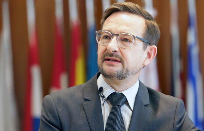 الأمين العام لمنظمة الأمن والتعاون في أوروبا حول الإشارات الواعدة في قاره باغ الجبلية