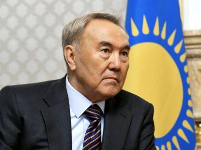 Nazarbayevin Putinə mesajı - Qazaxıstanda milli oyanış