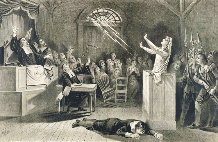 Witch hunts never stopped – now they're online - Laura Bates says