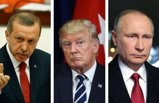 Türkiye-Rusya-ABD ilişkilerinde yaptırım krizi