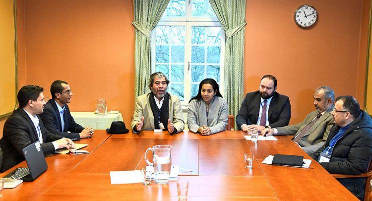 """مستشار الرئيس اليمني لـ""""سبوتنيك"""": أطراف إقليمية ودولية لا تريد وقف الحرب في اليمن"""