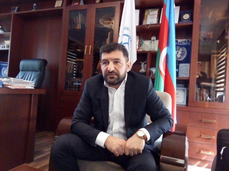 Фуад Аббасов намерен взять на себя ответственность диаспоры