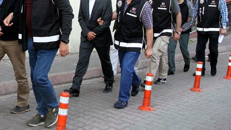İstanbul'da FETÖ operasyonu - 102 kişi göz altıg
