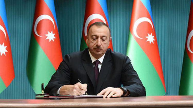 Prezident əfv fərmanı imzaladı - Tam SİYAHI