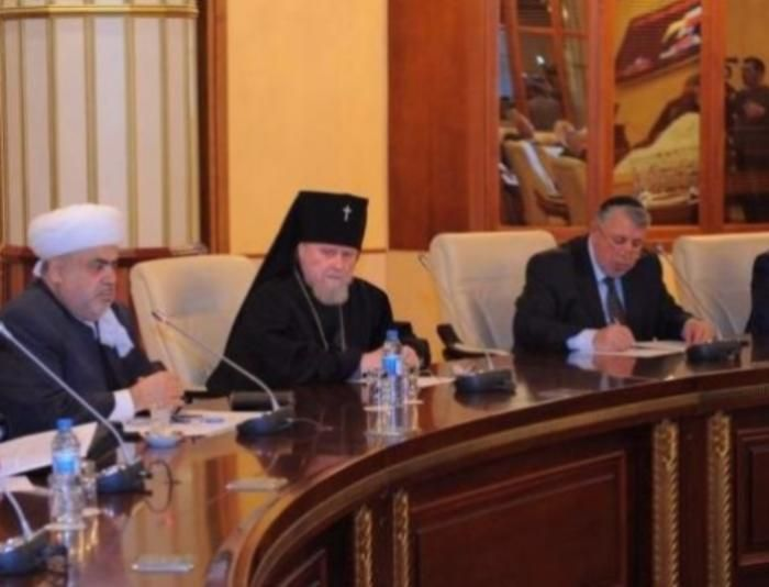 مناشدة الزعماء الدينيين في أذربيجان للمجتمع الدولي فيما يتعلق بالهجوم الإرهابي في نيوزيلنداg