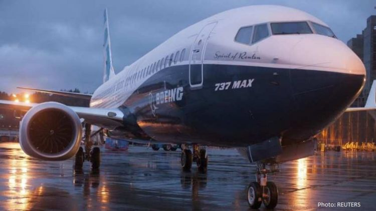 Argentina closes airspace to Boeing 737 MAX flights - state news agency
