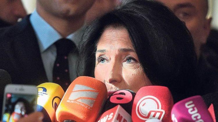 Саломе Зурабишвили поддержала Азербайджан в карабахском конфликте