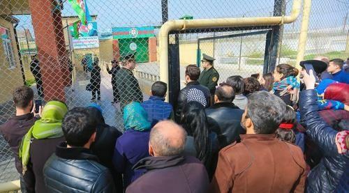 الخبراء والمنظمات حول العفو في أذربيجان - الفيديوg