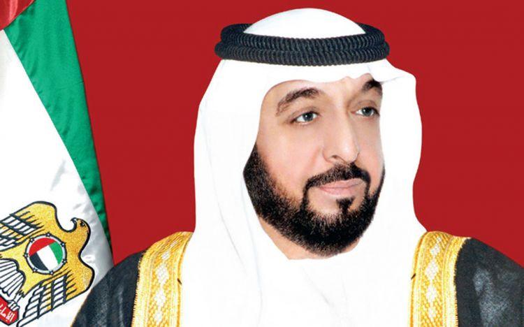 خليفة ومحمد بن راشد ومحمد بن زايد يعزون خادم الحرمين بوفاة البندري بنت عبدالرحمن