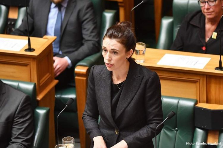 Christchurch shootings - Ardern vows never to say gunman's name