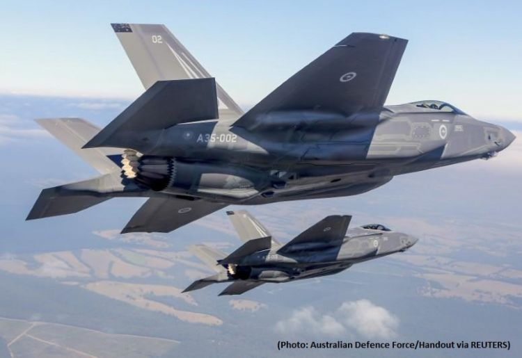 US set to deliver 2 more F-35 jets to Turkey