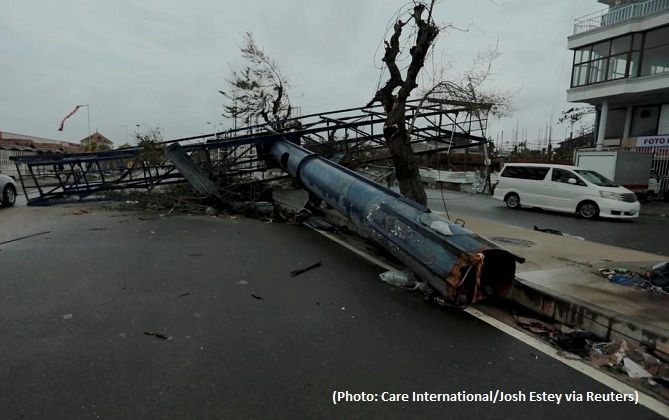 Over 200 dead in Mozambique after Cyclone Idai, millions hit