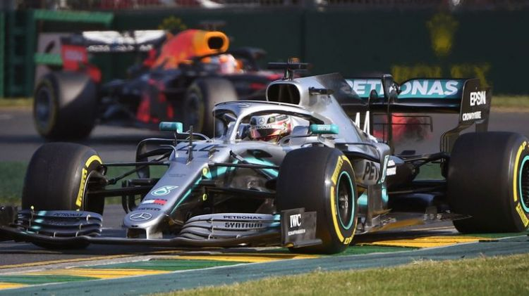 New rules in Formula 1 races