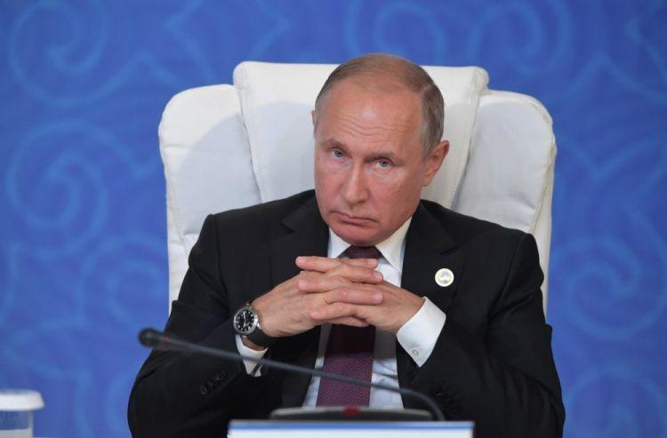 Putindən təcili qərar - Təhlükəsizlik Şurasının iclası çağırıldı