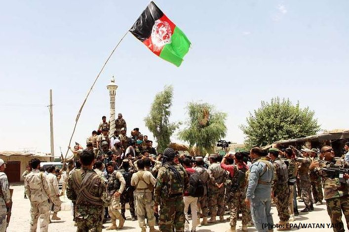 New war won't start in Afghanistan after foreign troops pullout - Diplomatg
