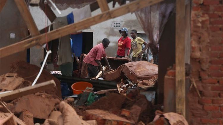 Cyclone Idai kills over 700 in southern Africa: officials
