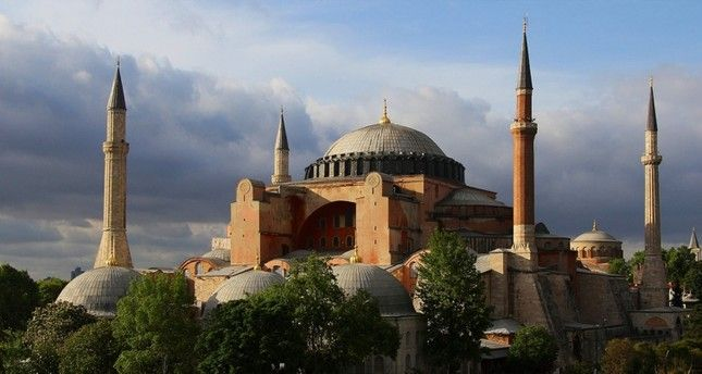 Hagia Sophia might be changed to a mosque - Erdogan says