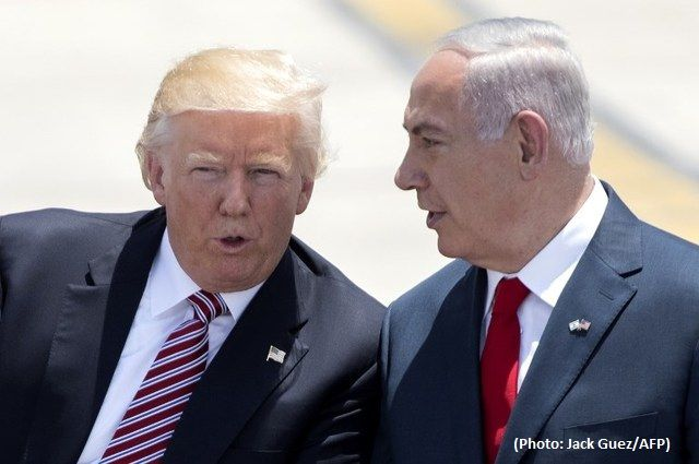 Trump's is expected to sign recognition of Golan Heights during the meeting with Netanyahug