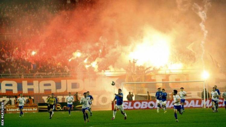 Hajduk Split v Dinamo Zagreb: Ethernal Derby | Eurasia Diary
