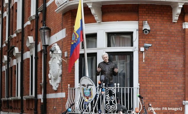 Ecuador faces serious cyber war after the arrest of Assange - 40 million cyber attack and governmental bodies are in the target