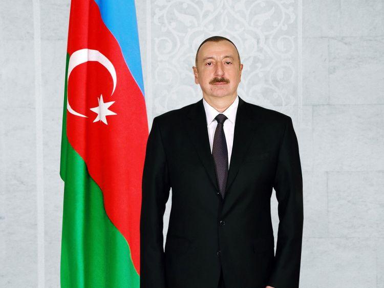 """الرئيس إلهام علييف: أذربيجان تؤيد بالكامل مبادرة الصين """"حزام واحد ، طريق واحد"""" - مقابلة مع وكالة """" شينخوا """""""