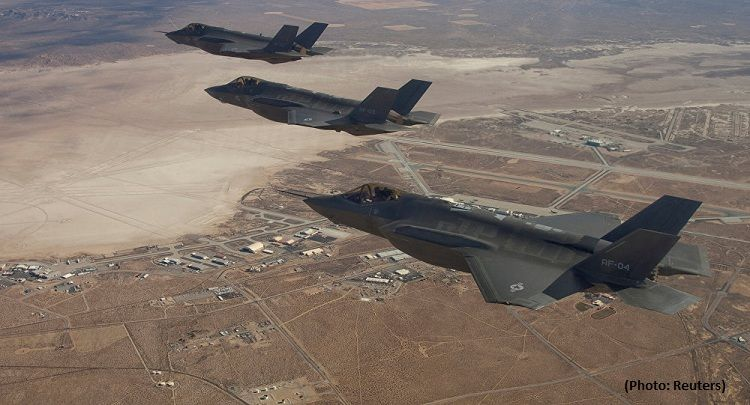 Turkey is and will continue to be a partner of F-35 technology - Turkish official