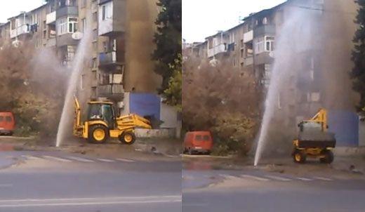 Почему в Баку не хватает питьевой воды?