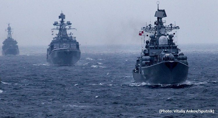 Russia-China naval cooperation has a great future