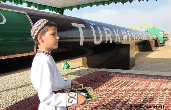 Gazprom resumes imports of Turkmen gas after three-year break