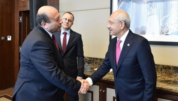 Kemal Kılıçdaroğlu: Türkiye milli konularda ittifak yapmak zorunda