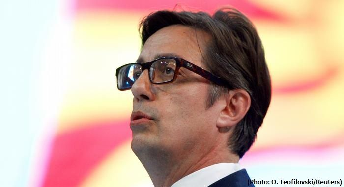 North Macedonia elects new president after name change deal