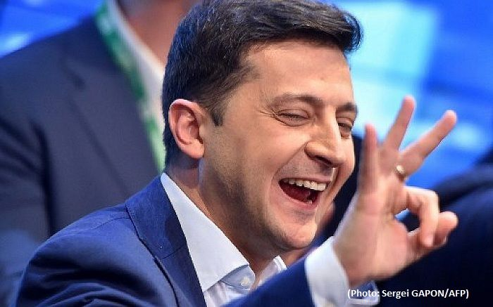 Azerbaijan discusses the emergence of Zelensky - Political experts analyze the situation