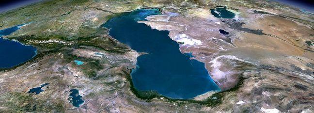 Иран начал перекачивать воду из Каспия