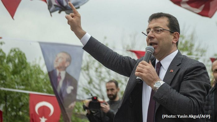 'We are united now for a new beginning' - New Mayor of Istanbul