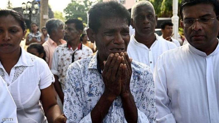 """ارتفاع عدد قتلى """"أحد سريلانكا الدامي"""".. و3 دقائق صمت"""