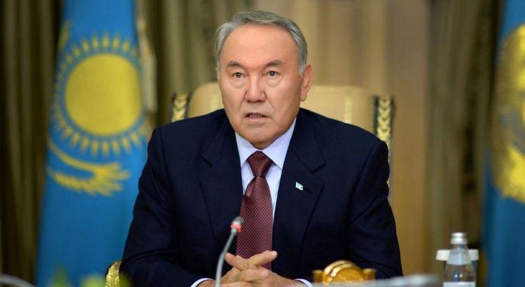 O, Qazaxıstan prezidentliyinə ən layiqli namizəddir - Nazarbayevdən təklif